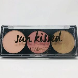 5/$25 Ulta Sunkissed Face Palette New